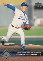 1997 Upper Deck #85 Jeff Montgomery - $0.50