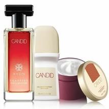 Avon Candid Trinity Gift Set  - $25.46