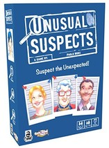 Unusual Suspects Board Game - $34.13