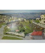 VINTAGE Ely Laumonier Print Lithograph Litho 29904 Environs de Nice - $118.79