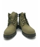 """Mens Timberland 6"""" Premium Waterproof Boot Olive Nubuck TB0A1WW7 Q69 Sz - $114.99"""