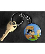 Lucy Psychiatric Help Charlie Brown Peanuts by Charles Schulz Key Chain KEYCHAIN - €5,82 EUR