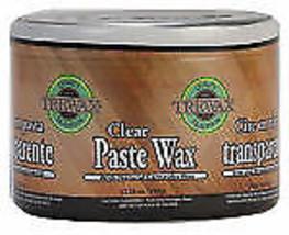 Trewax,12.35 OZ, Can, Carnauba Paste Wax, Clear Hard, Long Wearing Finish - $18.70