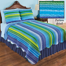 Gilligan Nautical Themed Décor Quilted Bed Pillow Sham  - $7.86