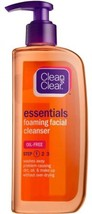 Clean   clear essential foaming facial cleanser thumb200
