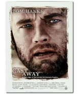 "Castaway Movie Poster 24x36"" - Frame Ready - USA Shipped - $17.09"