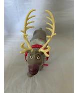 "Disney Frozen Sven Figure Reindeer PVC Character Toy Size 9.5"" L x 5"" T - $14.89"
