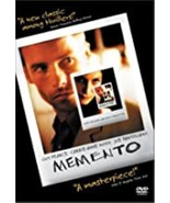 Memento Dvd - $10.25