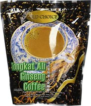 Gold Choice Instant Tongkat Ali Ginseng Coffee - $18.81