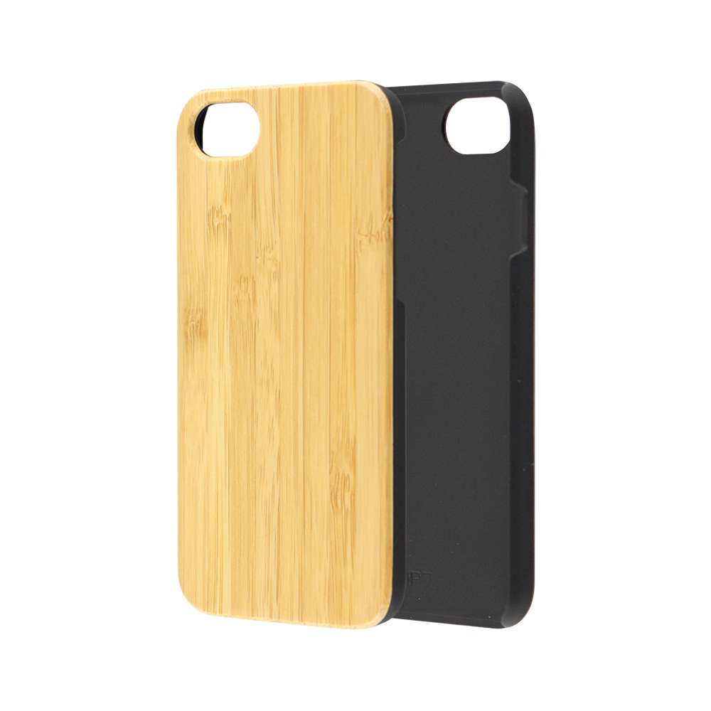 EcoQuote iPhone 7 / 8 Handmade Phone Case Bamboo Finishing Very Unique Great For