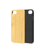 EcoQuote iPhone 7 / 8 Handmade Phone Case Bamboo Finishing Very Unique G... - $28.00