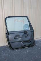 97-06 Chrysler Jeep Wrangler TJ Full Door Left Driver Florida CAR NO RUST image 8