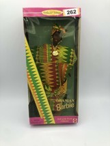 Ghanian Barbie Doll 1996 Dolls of the World NEW Collectors Edition Mattel - $19.79