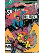Superman And The Creeper By DC #88 Comic Book 1985   - $14.99