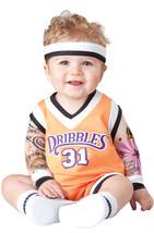 Brand New Basketball Double Dribble Hoop Infant Costume L - €14,90 EUR