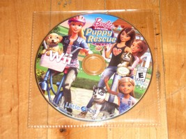 Barbie and Her Sisters Puppy Rescue (Nintendo Wii, 2015) disc girls dogs... - €19,31 EUR