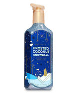 Bath & Body Works Frosted Coconut Snowball Creamy Luxe Hand Soap 8 fl oz... - $6.50