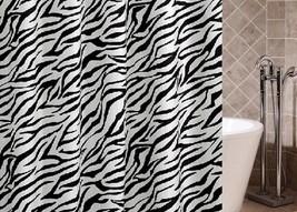Fyjafon Bathroom Shower Curtain Polyester Fabric Waterproof Moldproof Polyester  - $37.28