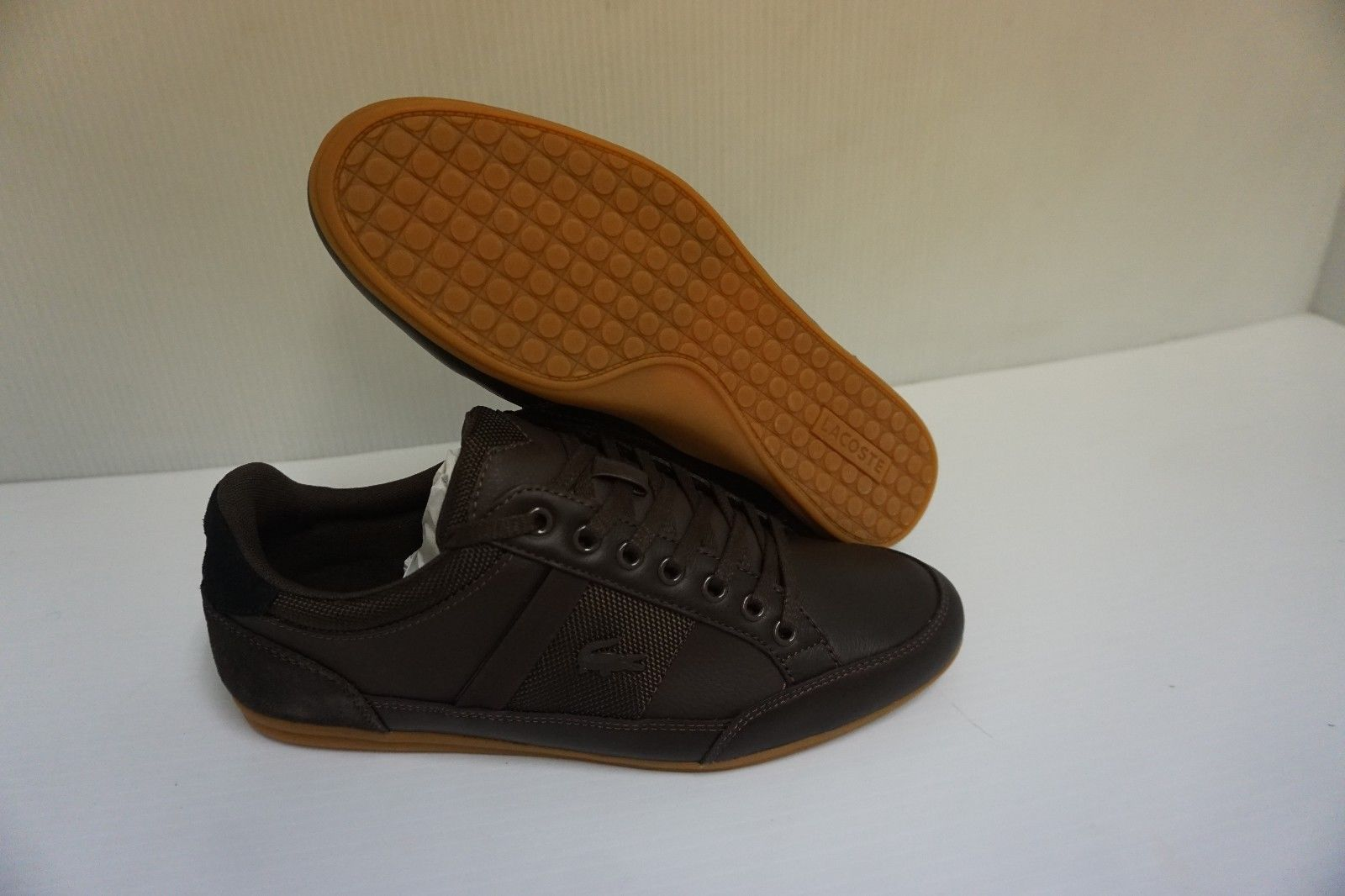 f548fdb0304ef7 Lacoste shoes chaymon 116 1 spm leather dark and 50 similar items. 57