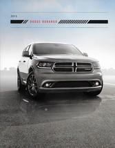 2015 Dodge DURANGO sales brochure catalog 15 Limited R/T Citadel Blacktop - $8.00