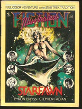 Fiction Illustrated STARFAWN #1 STEVE FABIAN full color comic strip amaz... - $14.85