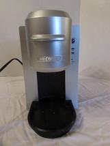 Mr. Coffee BVMC-KG2-001 Single Serve Coffee Maker  Silver - $16.44