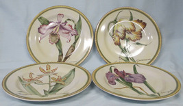 American Atelier 5023 Botanical Salad Plate set of 4 - $26.62