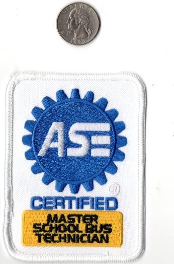 patch ase technician mechanic certified rod automotive bus seller