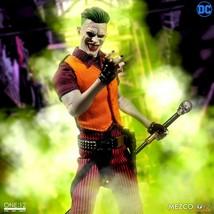 Mezco Jouets Dc Batman Joker Clown Prince Of Crime Édition One: 12 Figurine - $84.00