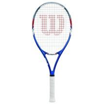 Wilson US Open Adult  Strung Tennis Racket. Best Price - $50.48