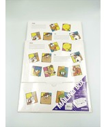 "Kittrich Mailing Boxes Lot of 2 Looney Tunes Warner Bros 1997 Large 14""x... - $39.99"