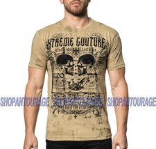 Xtreme Couture Ever Motors X1759 New S/S MMA UFC Graphic T-shirt By Affl... - $24.16