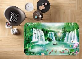 3D Waterfall 14 Non Slip Rug Mat Room Mat Quality Elegant Photo Carpet UK Summer - $106.68+