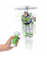 Dickie Toys- Toy Story 4 Buzz Lightyear Flying RC For Cable 17 CM New - $206.40