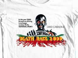 t shirt retro 70 s movie science fiction horror film david carradine white graphic tee thumb200
