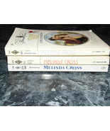 Harlequin Presents Melinda Cross lot of 3 Contemporary Romance PB - $5.99