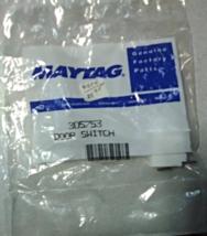 Maytag Genuine Factory Part #302753 Dryer Door Switch - $15.95