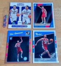 Ben Simmons LOT(4) Rookie Cards Mint Condition US Free Shipping - $16.80