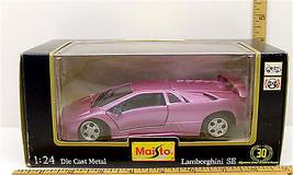 Maisto Lamborghini SE 1994/1995 Die Cast  1:24 Metal w/Plastic Parts #31... - $21.00
