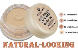 Essence Soft Touch Mousse MAKE-UP Natural-Looking Matt Tan 16g. - $12.19