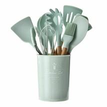 Küchengerät 11Pcs Eimer Antihaftend Kochen Tool Silikon Geschirr Aufbewa... - £104.25 GBP