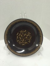 "MINT Vintage FRANCISCAN EARTHENWARE Jamoca 6-3/4"" BREAD AND BUTTER PLATES - $3.10"