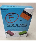 F In Exams Game by Pressman Toys - $8.32