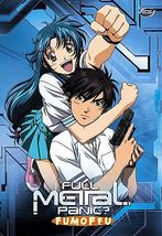Full Metal Panic!: Fumoffu - Complete Collection 3 disc DVD set