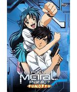 Full Metal Panic!: Fumoffu - Complete Collection 3 disc DVD set - $8.95
