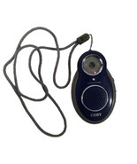 Coby Mini Portable Pocket Radio with Speaker CX-8 (Blue) Tested - $14.84