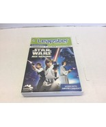 Leapster 1&2 STAR WARS JEDI READING Complete W/Manual Original Box Used ... - $9.51