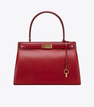 [AUTHENTIC/NEW ] Tory Burch LEE RADZIWILL SATCHEL - $570.00