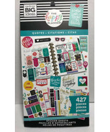 Create 365™ The Happy Planner™ Quotes Value Pack Stickers 427 NEW - $14.38