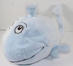 Kohls Cares for Kids DR. SEUSS IF I RAN A CIRCUS BLUE WHALE Stuffed Plus... - $12.86